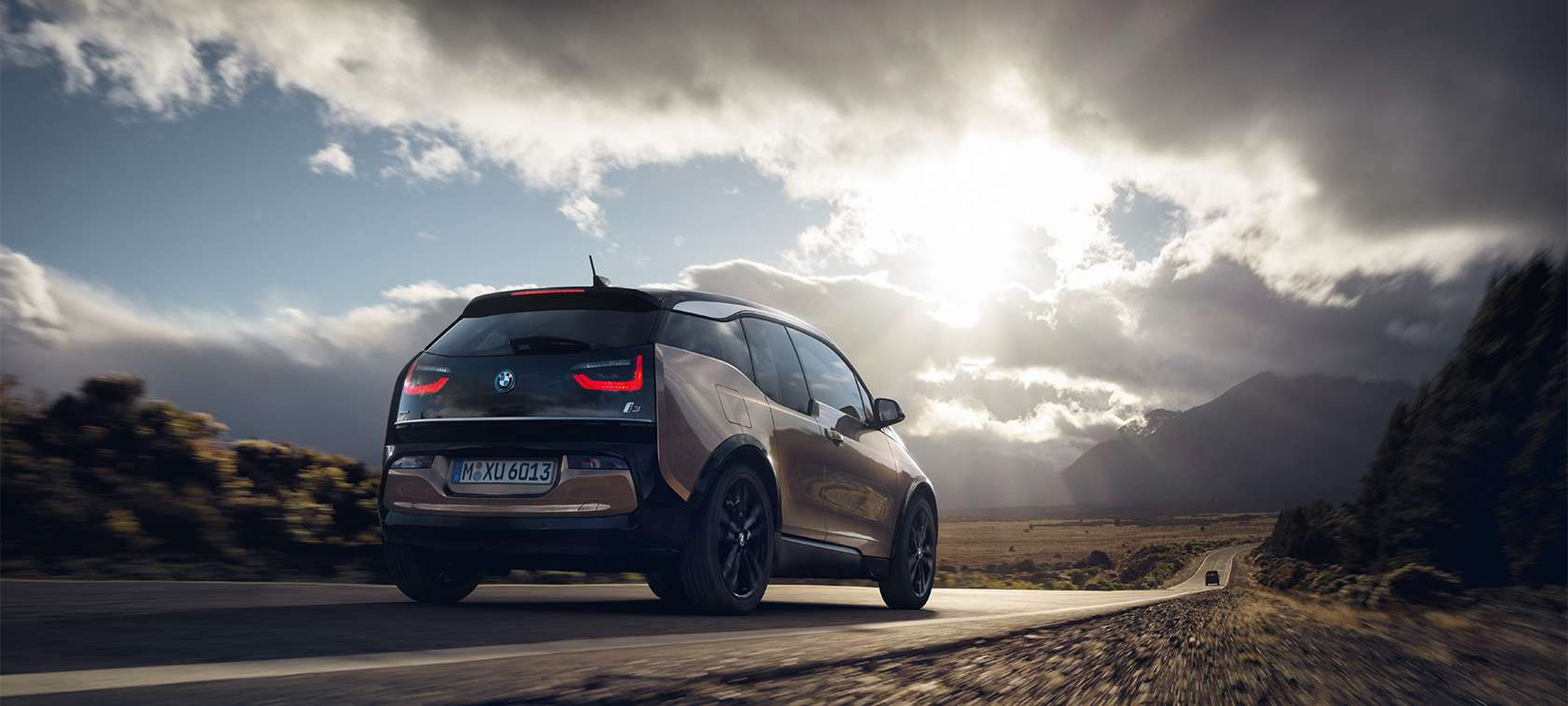 BMW I3 & I3S TECH EDITION.
